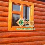 Окно ОСВ с форточкой СВ-ОКНА 33 км МКАД